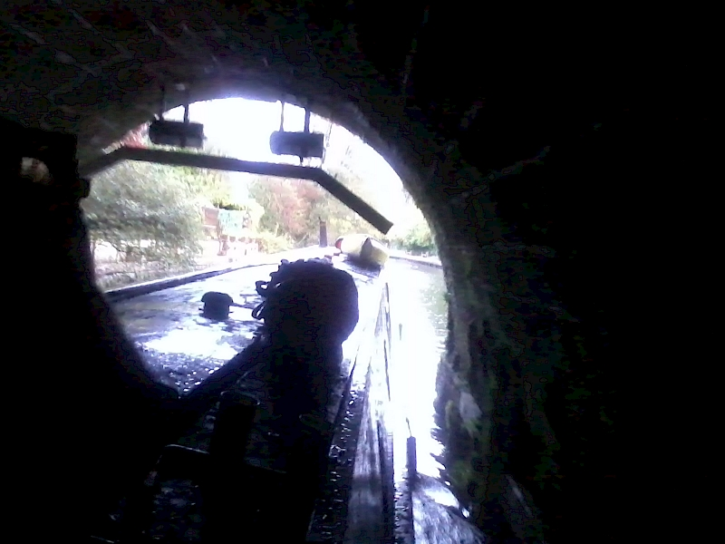 DAY 7 - HERITAGE BOATS, TUNNELS AND CROSSING THE PENNINES